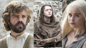 Hra o trůny se vrací už v pondělí: Co bude s Jonem, Daenerys a Cercei?
