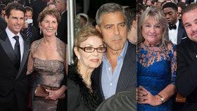 Hollywoodští herci jsou hvězdní mamánci! A nestydí se za to