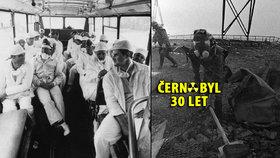 Likvidátoři škod šli v Černobylu na smrt: Pracovali v nelidských podmínkách