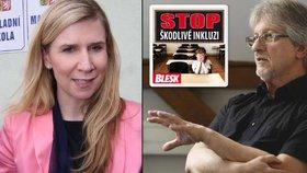 Speciální pedagog tepe inkluzi: Bezproblémově začleněný žák je yetti školství