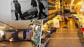 Bunkr v Brdech: Jeden z nejutajovanějších objektů nyní otevřen veřejnosti