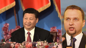 Jurečka letí lobbovat do Číny. Za pivo, minerálky i za mléko od Babiše