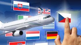 Češi milují Eurovíkendy, kvůli terorismu ale mění cílové destinace