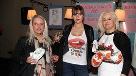 Štiky vyrazily na večírek: Ornella se zbavila blond kadeří a rázem vyniká!