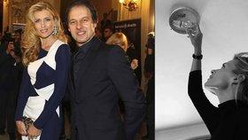 Daniela Peštová je zručná žena: Sama vyměnila žárovku! A ještě si utahovala z blondýn