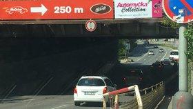 Dopravní omezení u Edenu: Silnici uzavře rekonstrukce železničního mostu