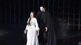 Český Fantom Opery má novou Christine! Janeček ji angažoval až z USA