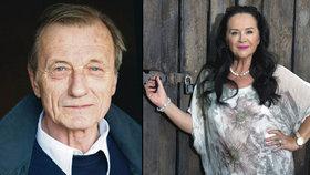 Co Hana Gregorová nepřiznala ani dětem: Tři roky po smrti ji Radek Brzobohatý navštívil!