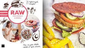 Recenze: Kuchařka představuje raw jako speciální dietu pro zdraví a krásu
