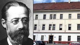 Psychiatrická klinika v Praze slaví 170 let: Léčil se v ní i Bedřich Smetana