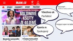 Vylepšená aplikace Blesk.cz pro Android: Více článků, videí i fotografií zdarma