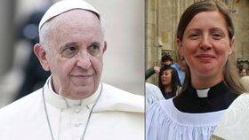 Změní papež tradici po dvou tisících letech? Zvažuje svěcení žen na kněze