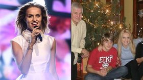 Gabriela Gunčíková: Ve finále Eurovize zazpívá pro nemocnou maminku!
