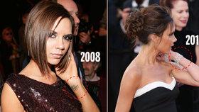Victoria Beckham na zahájení Cannes: Iniciály DB zmizely z jejího zápěstí! Proč vymazala manžela Davida?