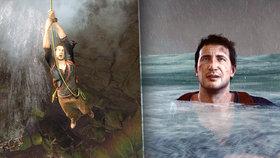 Nejhezčí grafika, jakou jsme kdy viděli! Recenze dosavadní hry roku Uncharted 4: A Thief's End