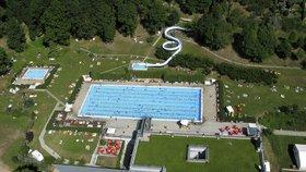 Na Petynce vyroste krytý bazén: Návštěvníkům nabídne i surfovou vlnu