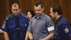Petr Kramný pojede v »ponorce«, čeká ho převoz do věznice v Olomouci