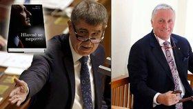 """Topolánek naštval """"nájezdníka"""": Jako premiér zázračně zbohatl, připomíná Babiš"""