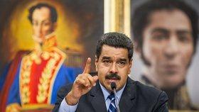 Vzepře se prezidentovi armáda? Ve Venezuele rychle roste napětí