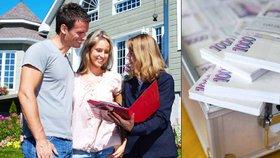 Daň z nemovitosti: Majitelé domů mají na její zaplacení už jen 14 dní!