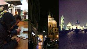 Zažeňte hlad při cestě z baru: Podniky, které vás v noci v Praze zachrání