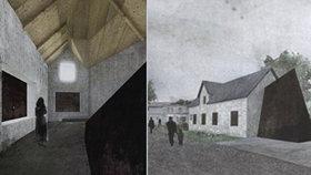 Palachův dům protne ocel. Památník ve Všetatech vyjde na 21 milionů