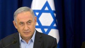 Netanjahu pod drobnohledem policie? Izraelský premiér možná zneužíval pravomoci