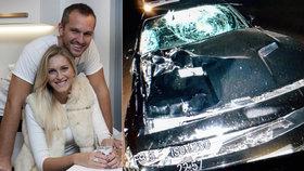 Manželé Zorka a Míra Hejdovi tváří v tvář smrti! Na dovolené měli vážnou nehodu