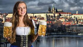 Praha, hlavní město chlastu! Za alkoholem k nám jezdí celá Evropa