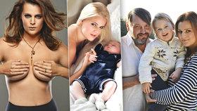 """""""Odklon"""" ženáče, těhotenství, porod, utajená svatba: Ornella a Josef Koktovi slaví pět let výročí vztahu"""