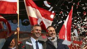 Vystoupí Rakousko z EU? Referendum může přijít, říká prezidentský kandidát