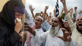 """Křesťan se """"špatně"""" zamiloval. Dav muslimů svlékl jeho matku donaha a zbil ji"""