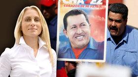 """Bohatá Venezuela na dosah zkáze. """"Havel by ji podpořil,"""" míní europoslankyně"""