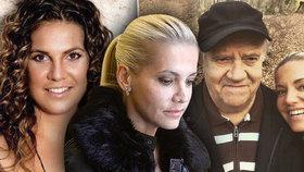 Zdrcená Dara Rolins po smrti táty: Promluvila o rakovině své manažerky
