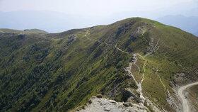 Čech v džínách zabloudil v Alpách: Musela ho zachránit horská služba
