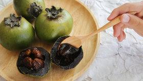 Co je černá sapota? Exotické ovoce s chutí čokolády. Vypěstujte si ho doma!