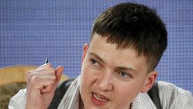 """Savčenková poslala vzkaz Zemanovi. """"O život už se nebojím,"""" prohlásila pilotka"""