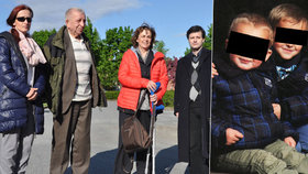 Michaláková bojovala u soudu o syny. Podpořil ji psycholog, co řešil Breivika