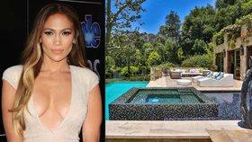 Takhle si žije slavná Jennifer Lopez: Dům za 700 milionů překypuje přepychem