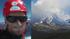Na Aljašce zemřel Čech: Chtěl sjet nejvyšší horu Severní Ameriky