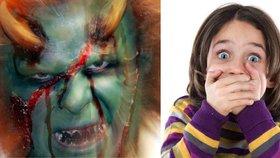 Děsivá chyba německé televize: Ráno dětem pustili krvavý horor!
