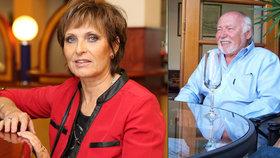Olga Matušková (67) o novém muži: V posteli mám pořád Waldu!