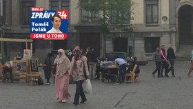 Na vlastní pěst v srdci terorismu: Molenbeek je bezpečná čtvrť, tvrdí místní