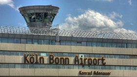 Na letiště v Kolíně nad Rýnem pronikl narušitel. Policie ho zpacifikovala