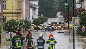Povodně v Bavorsku si vyžádaly další životy. Zemřelo 7 lidí
