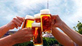 Ráj pivařů na Parukářce: Na Žižkovském pivobraní představí své zlatavé moky na 40 podniků