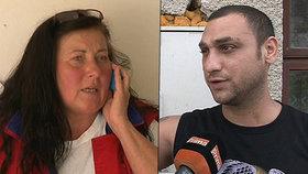 Lékařka pomáhala muži při epileptickém záchvatu, příbuzní ji napadli