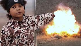 Džihádista junior vraždil na videu: Tajně ho převezli do Švédska kvůli operaci