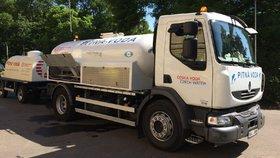 Vinohrady bez vody: Ve třech ulicích kvůli údržbě z kohoutků nic nepoteče