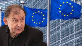 Žantovský: Evropa musí zpomalit a eurokomisaři zjistit, jak se jezdí na kole